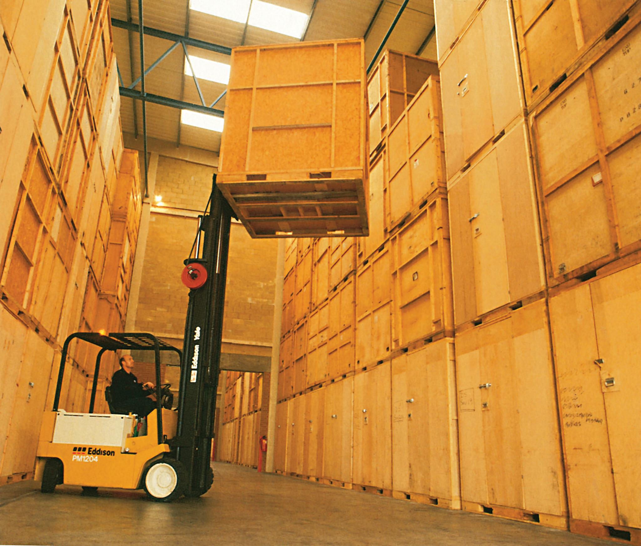 Warehousing & Storage in Colorado Springs, CO & Brighton, CO